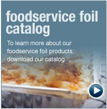 Foodservice Foil Catalog